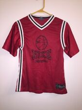 Nike Basketball Red and Black Youth Boy's Jersey Shirt Sz Medium (10-12)