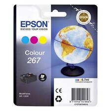 Cartuchos de tinta tricolor Epson para impresora