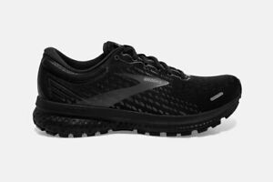 Brooks Ghost 13 Running Shoes Womens Ladies Trainers Black UK 4.5 EUR 37.5