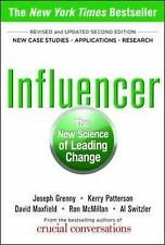 Influencer: The New Science of Leading Change, Second Edition (Paperback) by...