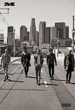 "035 Big Bang - South Korean Band BIGBANG Music Stars 14""x21"" Poster"