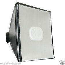 Zeikos ZE-LD18 Universal Soft Box Diffuser For Yongnuo YN568EX Canon 580EXII 580