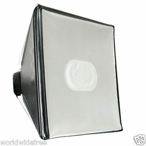 Zeikos ZE-LD18 Universal Soft Box Diffuser Fits  YN568EX Canon 580EXII 580