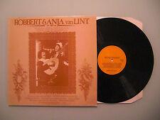 Robbert & Anja Van Lint - Hemel En Aarde Kunnen Vergaan..., NL ', LP,Vinyl: vg