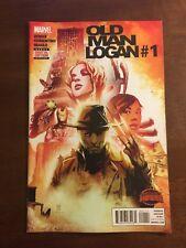 Comic Book - Marvel Comics - Old Man Logan #1 Secret Wars