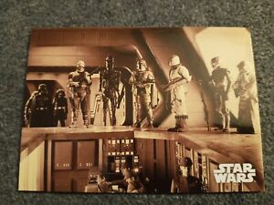2019 TOPPS STAR WARS THE EMPIRE STRIKES BACK BLACK & WHITE SEPIA BASE#64