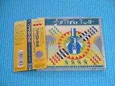 JETHRO TULL A Little Light Music 1992 1st Press CD Japan TOCP-7376 OBI