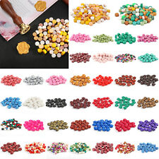 30/100x Vintage Octagon Star Sealing Wax Grain Granules Pills Beads for Stamping