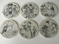 Art Pottery Platters Decorative 1960-1979 Date Range