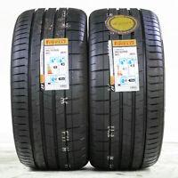 2 x Pirelli P Zero 4 265/35 ZR20 95Y N1 Sommerreifen NEU