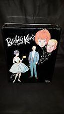 Vintage1963 Barbie and Ken Doll Case