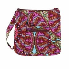 NWT Vera Bradley Hipster crossbody Bag in Resort Medallion print R$60