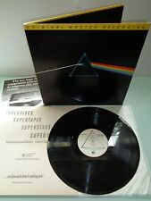 PINK FLOYD-DARK SIDE OF THE MOON MFSL..RARE! SUPERB! NEAR MINT VINYL LP 1979