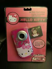 Hello Kitty Digital Camcorder with Camera New