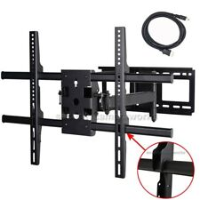 Articulating TV Wall Mount Tilt Swivel 40 42 46 50 55 60 65 70LCD LED Plasma B06