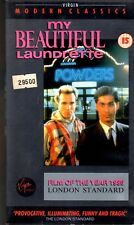 My Beautiful Laundrette (1985) VHS Virgin The London Standard English Language