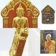 Thai amulet Phra Khun Paen Prai Mea Bua Thong Golden Lotus Love Success Lucky