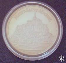 MEDAILLE COMMEMO MONT SAINT MICHEL