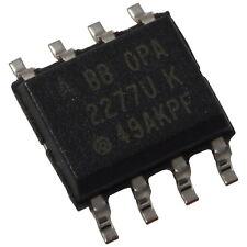 OPA2277UA Burr Brown Op-Amplifier 1MHz 0,8V/µs Dual Precision OpAmp SO-8 855974
