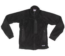 Patagonia Regulator Fleece Jacket Black Full Zip Women's XS