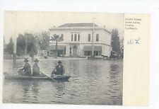 Center Street Flooded VISALIA CA Rare Antique San Joaquin Valley PC 1910s
