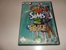 PC  Die Sims 2: Gute Reise (2)
