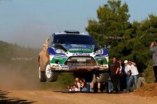 Petter Solberg FORD FIESTA RS WRC WORLD RALLY CHAMPIONSHIP 2012 Fotografia