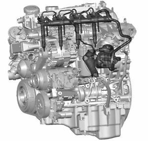 BMW 2.0 DIESEL ENGINE CODE N47 SUPPLY AND FIT FROM £1695