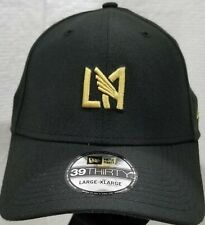 LOS ANGELES FOOTBALL CLUBS-{LAFC}~MLS~NEW ERA~39THIRTY~BLACK & GOLD