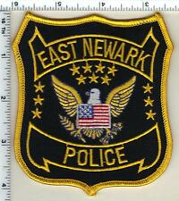 East Newark Police (New Jersey) Shoulder Patch from 1991