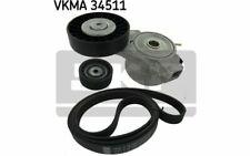 SKF Kit de courroies d'accessoire pour SAAB 9-3 VKMA 34511 - Mister Auto