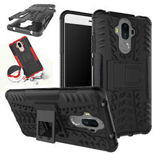Panzer Hybrid Handy Tasche Schutz Hülle Für Apple HuaWei Case Cover Etui Bumper