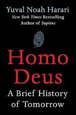 Homo Deus: A Brief History of Tomorrow Free Shipping