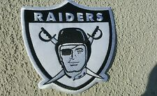 Oakland raiders patches.. RNFL.. raider throw back 1960 Oakland raiders
