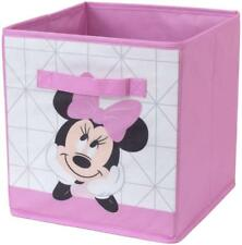 Disney Minnie  Mouse  One Collapsible - Toy Toddler/ Nursery Organizer - Pink