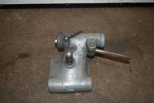 Brown Amp Sharpe 13 Tool Amp Cutter Grinder Part Tailstock