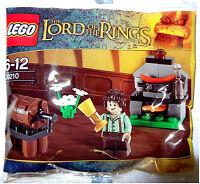 Lego LOTR Frodo Cooking Corner 30210 Birthday Gift Toy NEW Comic Con