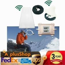 Mobile Cell phone Signal Booster Dual Band Signal Repeater 2G 3G 4G CDMA