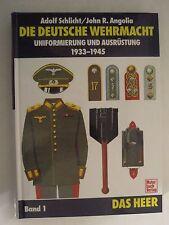 Die Deutsche Wehrmacht, Bd.1, Das Heer 1933-1945, 598 pages, HC