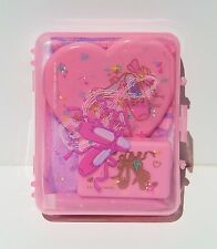 Sanrio Kit Bath 1995 Ballet Slippers Washcloth Soap Mirror Comb Tooth Paste