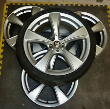 "ALFA ROMEO GT 1.9 JTDm -4 x 18"" ALLOY WHEEL & 1 Tyre-Good Condition--COLLECTION"