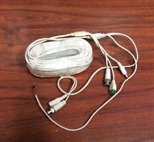 60Ft PTZ Power Video & RS-485 Control Cable for Swann Lorex Q-see PTZ Cameras