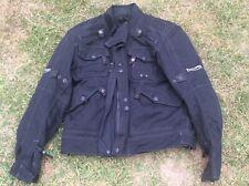 Official Triumph Mens Textile Motorcycle Jacket  UK 42 EU 52 Armour