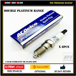 Spark Plug 8 Pack for Audi A8 4.2L 8 CYL ABZ 5/95-6/05 41810