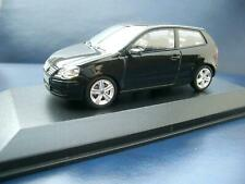 + VOLKSWAGEN VW Polo 4 9N3 schwarz von Minichamps 1:43