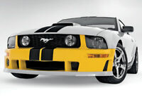 2005-2009 Ford Mustang Front Bumper Fascia Kit Unpainted ROUSH 401422