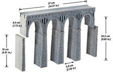 NOCH 58660 Viadotto di pietra di Cava 370 x 345 X 44Mm NUOVO