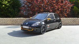 Renault Clio 3 ph2 RS 1/18 otto