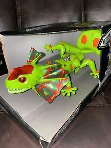 Adventure Force Infrared Remote Control Lunging Lizard - New