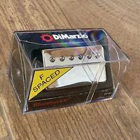 DiMarzio BluesBucker F-Spaced Humbucker Pickup DP163 Nickel Silver Cover